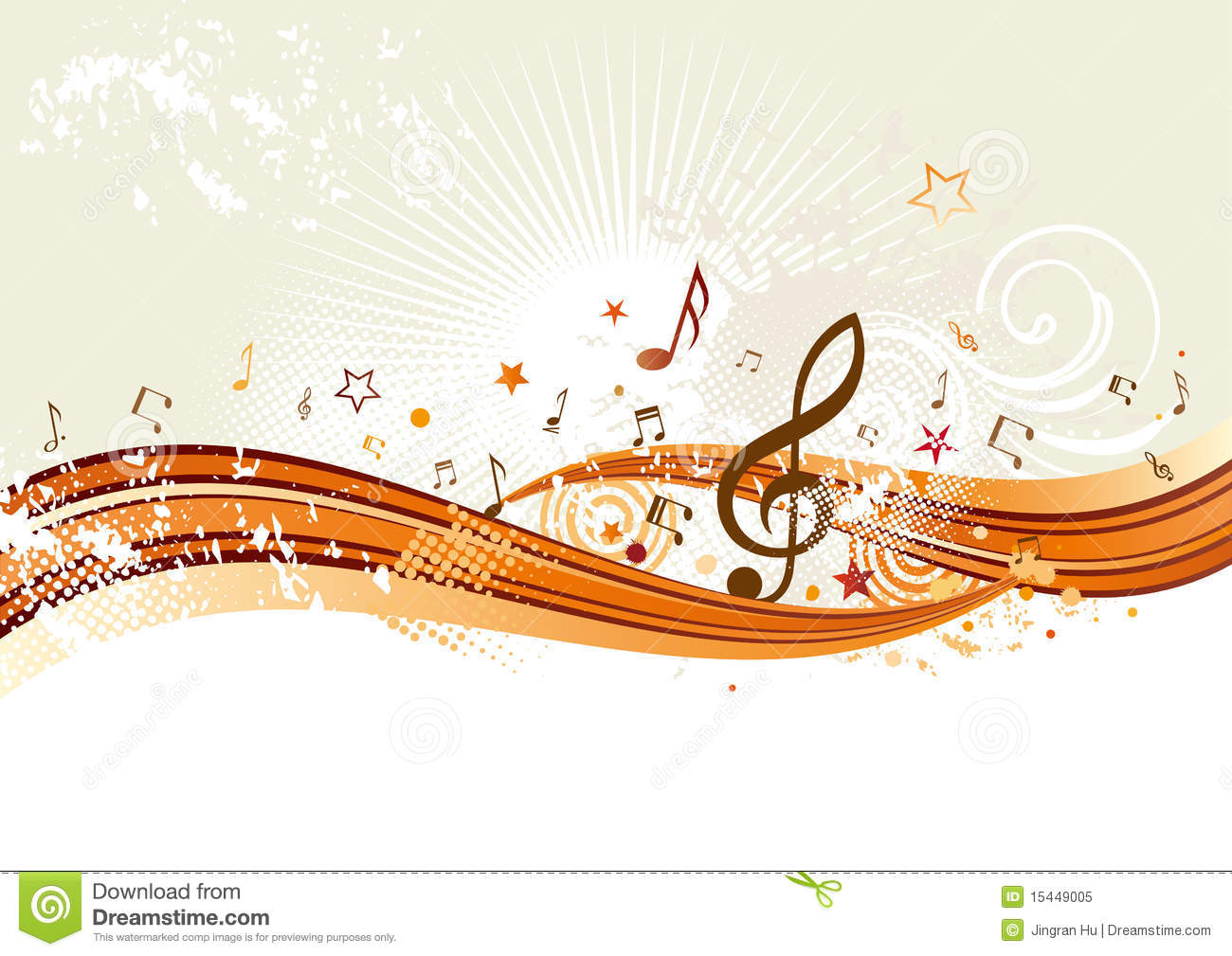 music background stock vector  illustration of note  disco
