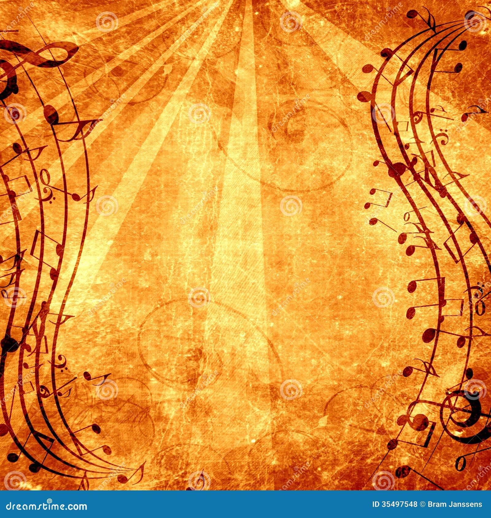 Music Background Royalty Free Stock Photos - Image: 35497548