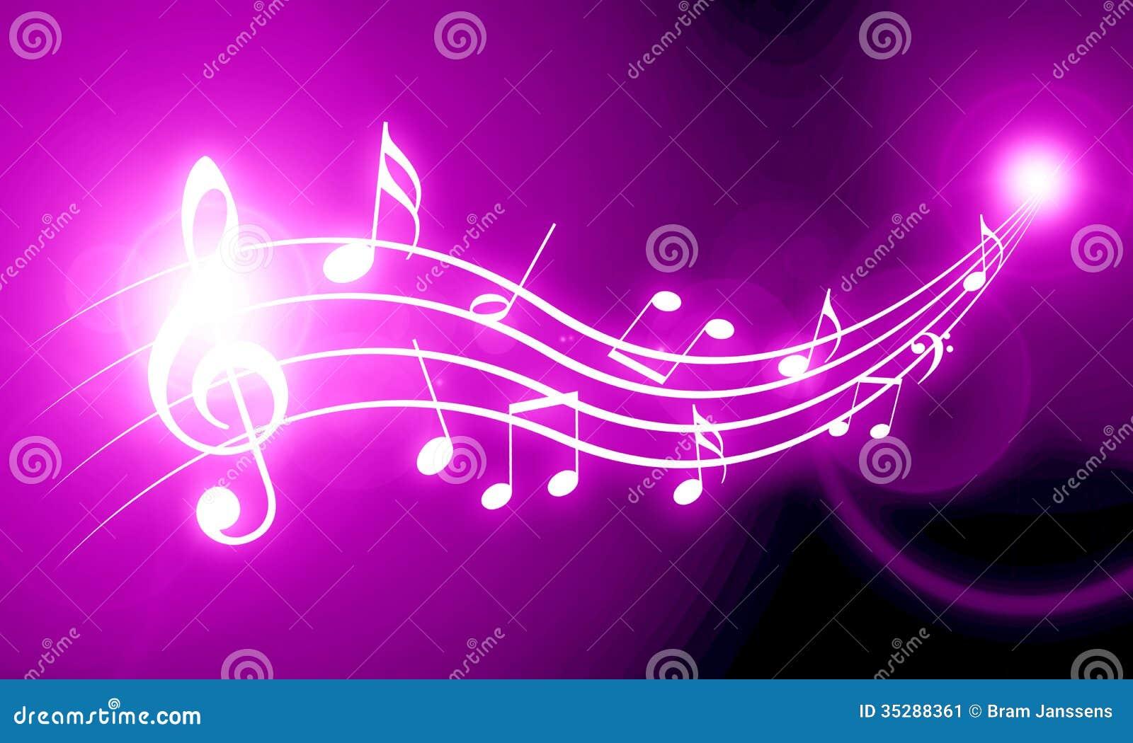 Music background stock illustration. Illustration of ...