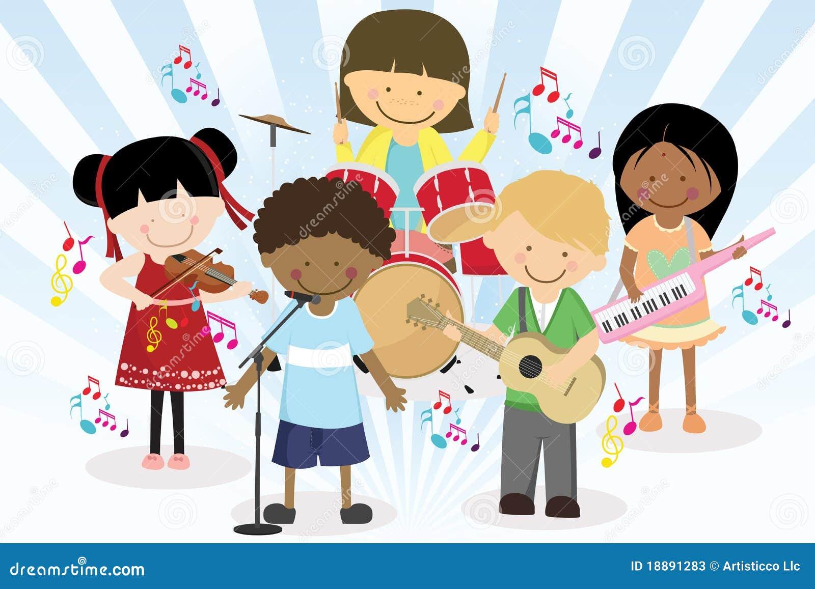 musica de little people: