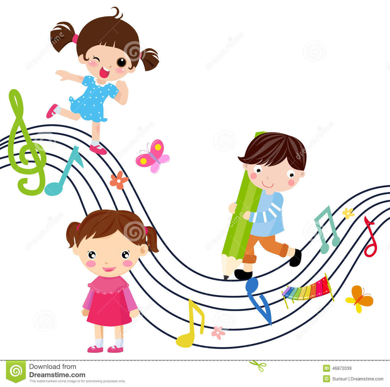 Image Result For Royalty Free Kid Music