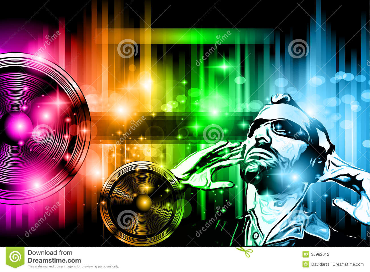 Club background music club background for