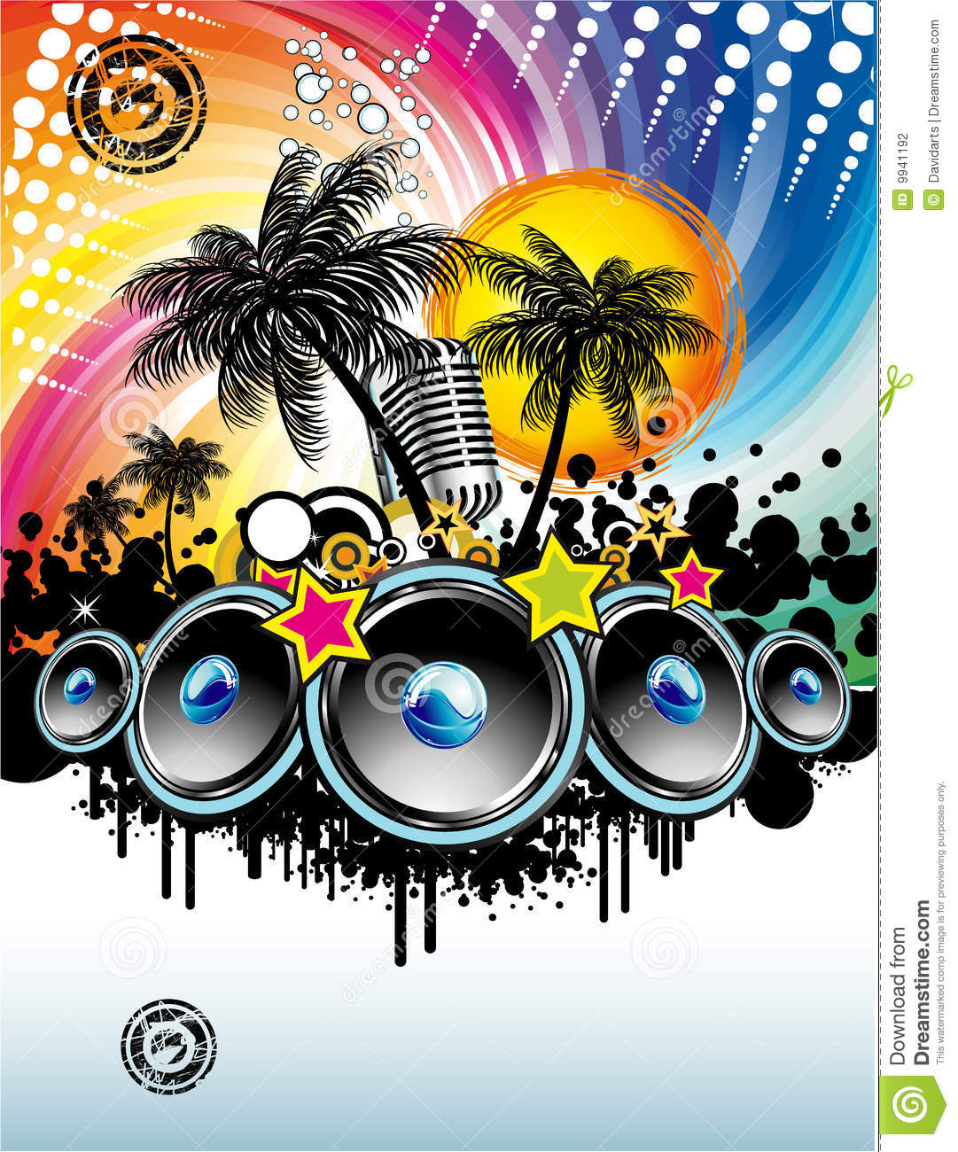 Music Event Discoteque Flyer Photography Image 9941192 – Music Flyer