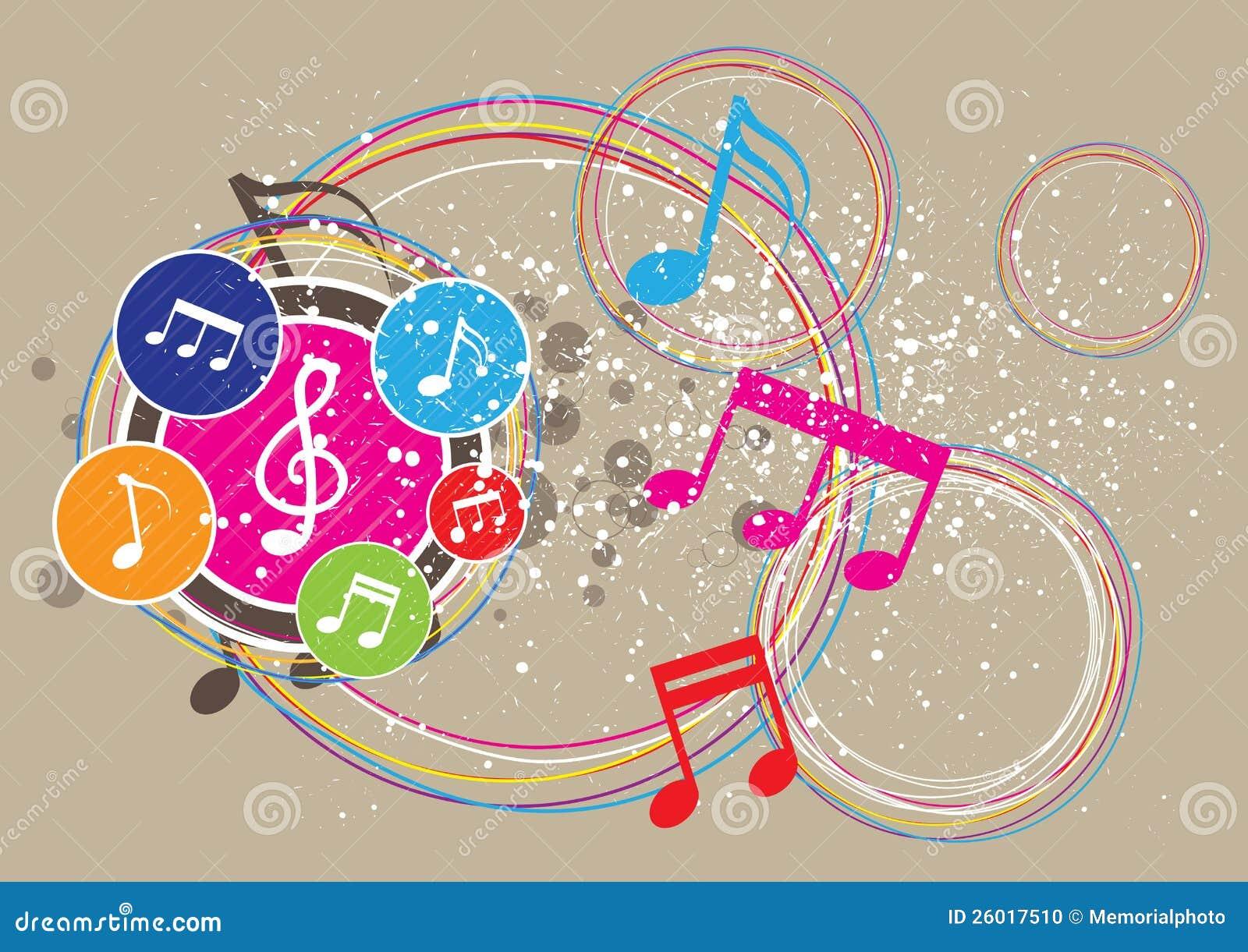 Music Festival Background Design Stock Photo - Image: 26017510