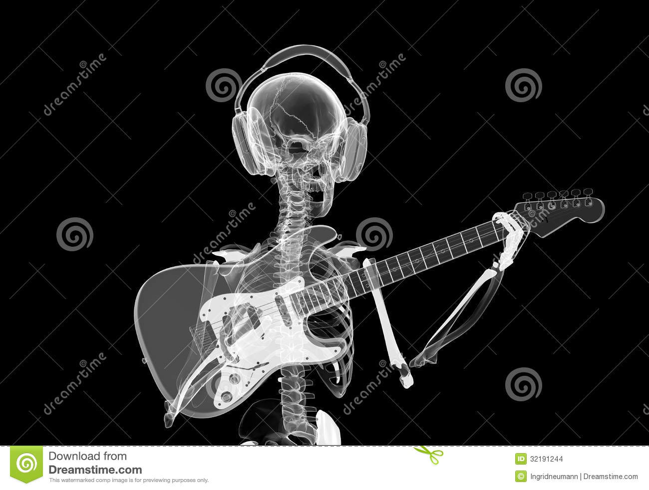 Music Forever Stock Images Image 32191244