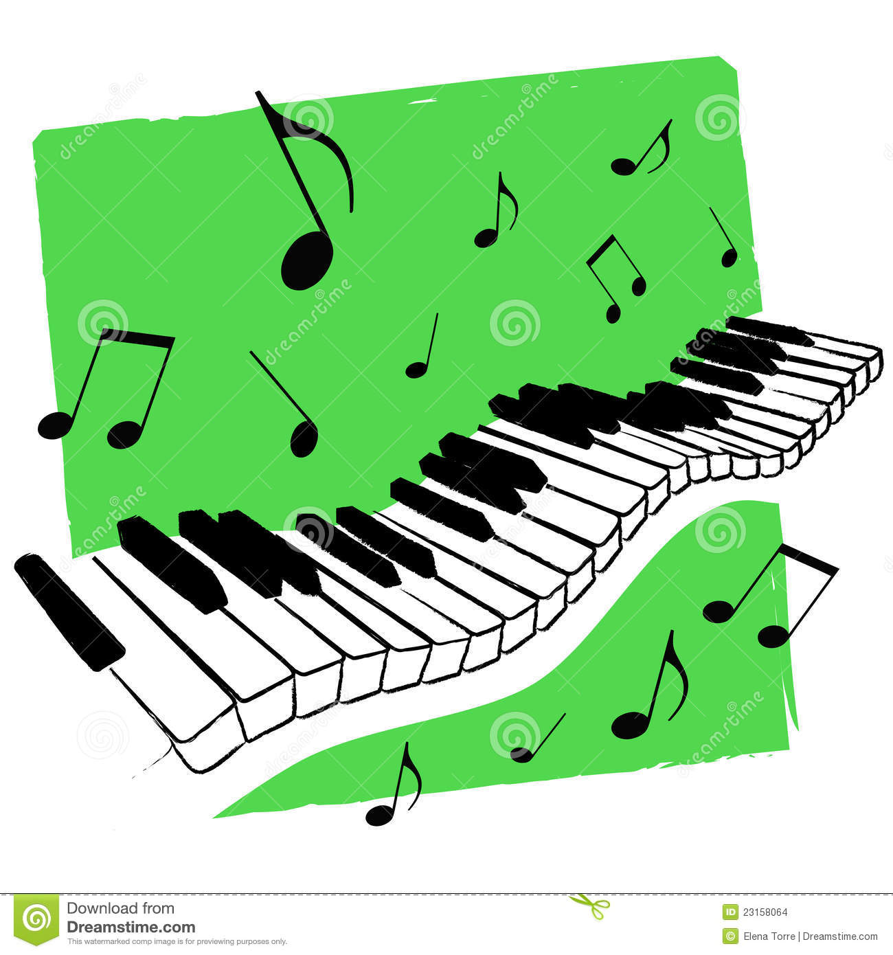 music keyboard vector stock images image 23158064 piano keyboard clipart black and white piano keyboard clipart free