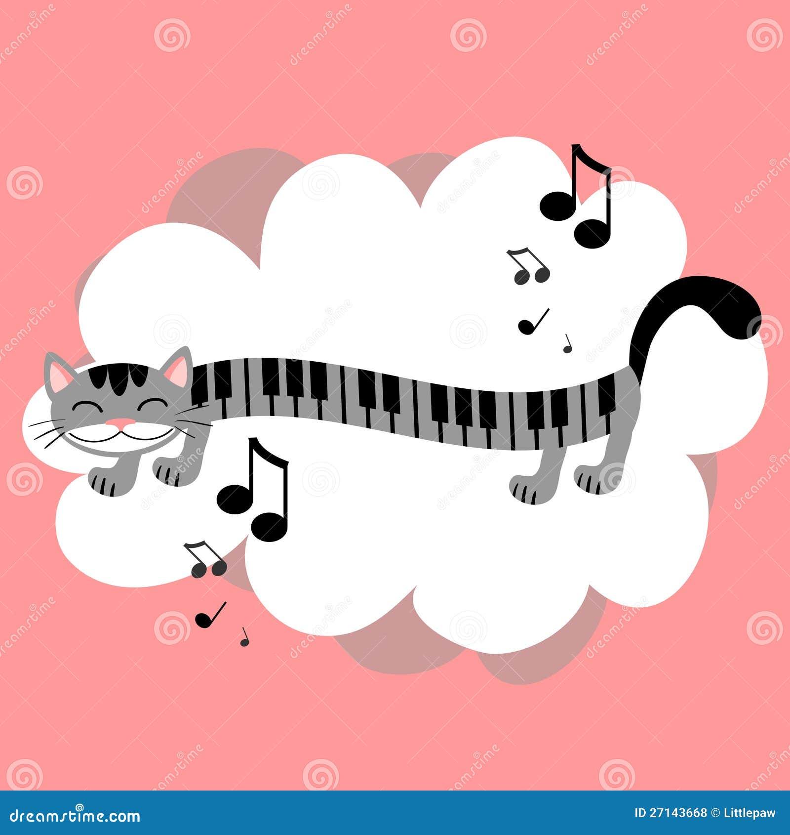 Music kitty