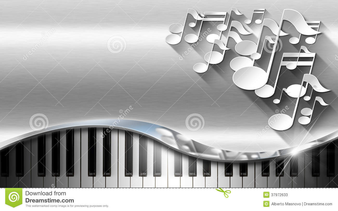 Music metal business card stock illustration image of space music metal business card magicingreecefo Images