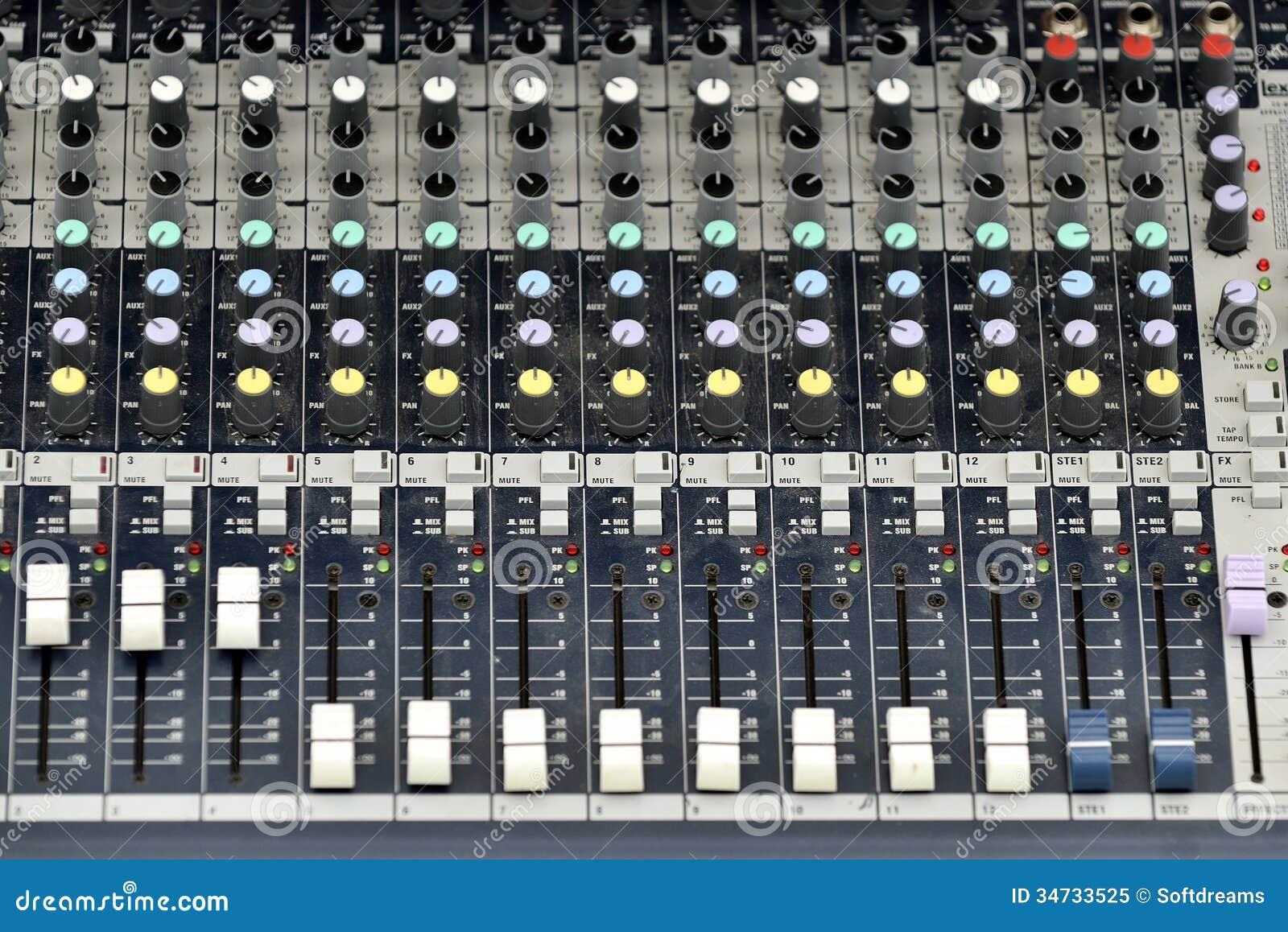 mixer online