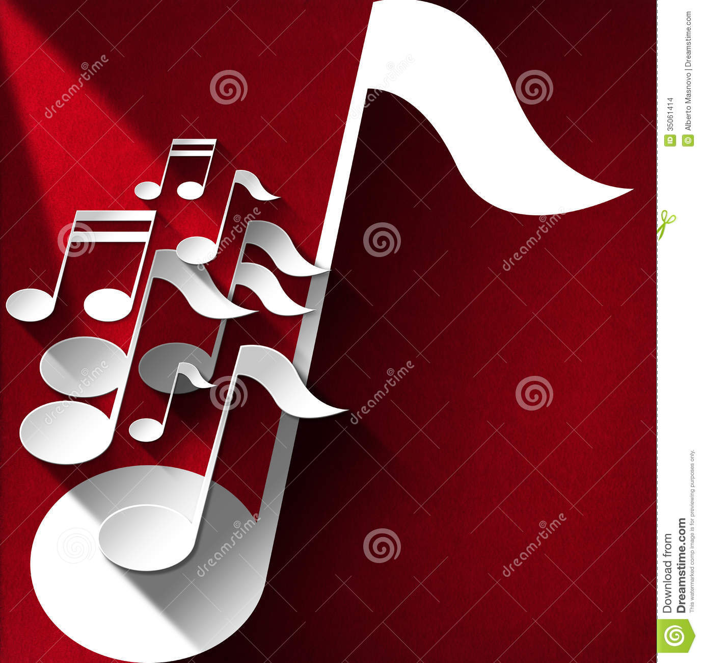 Images Of Red Black Music Background