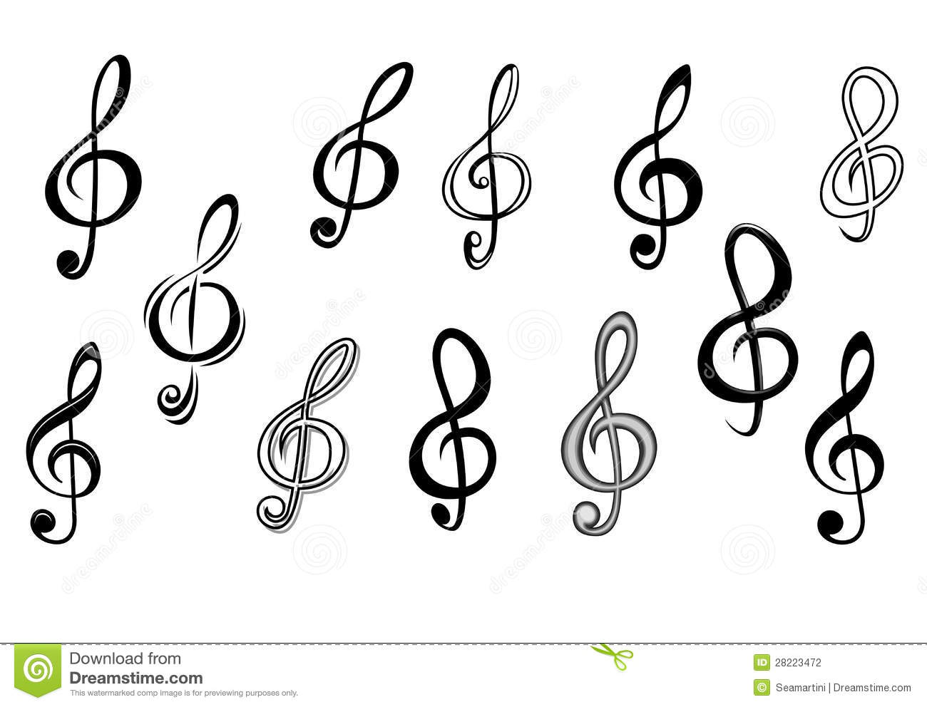 Music Keys And Notes By Seamartini Auto Electrical Wiring Diagram Maxon Lift 080552650 Note Stock Photography