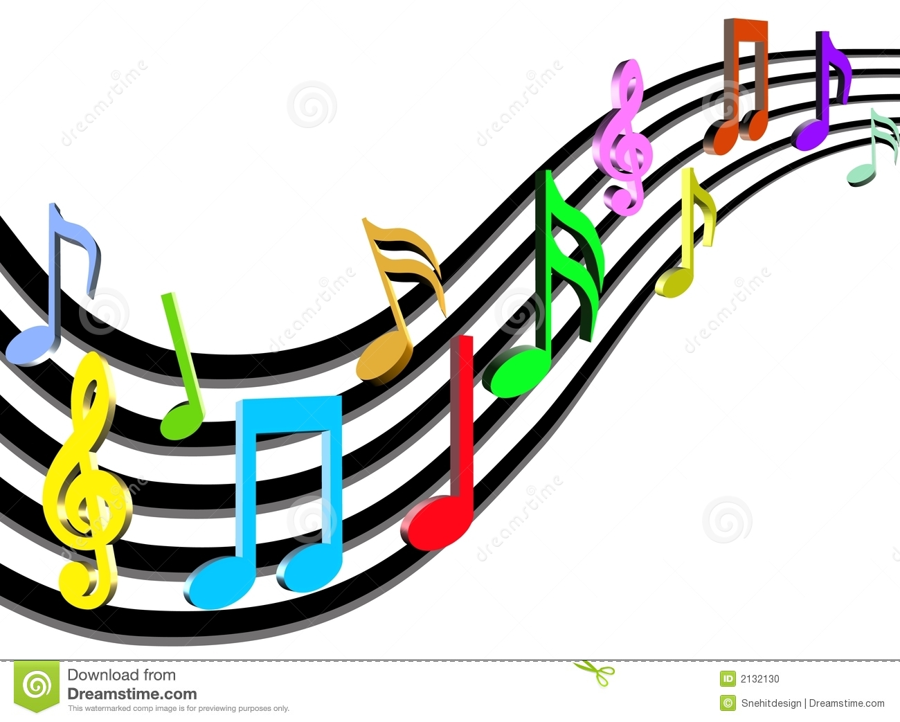 Image result for Music notes image