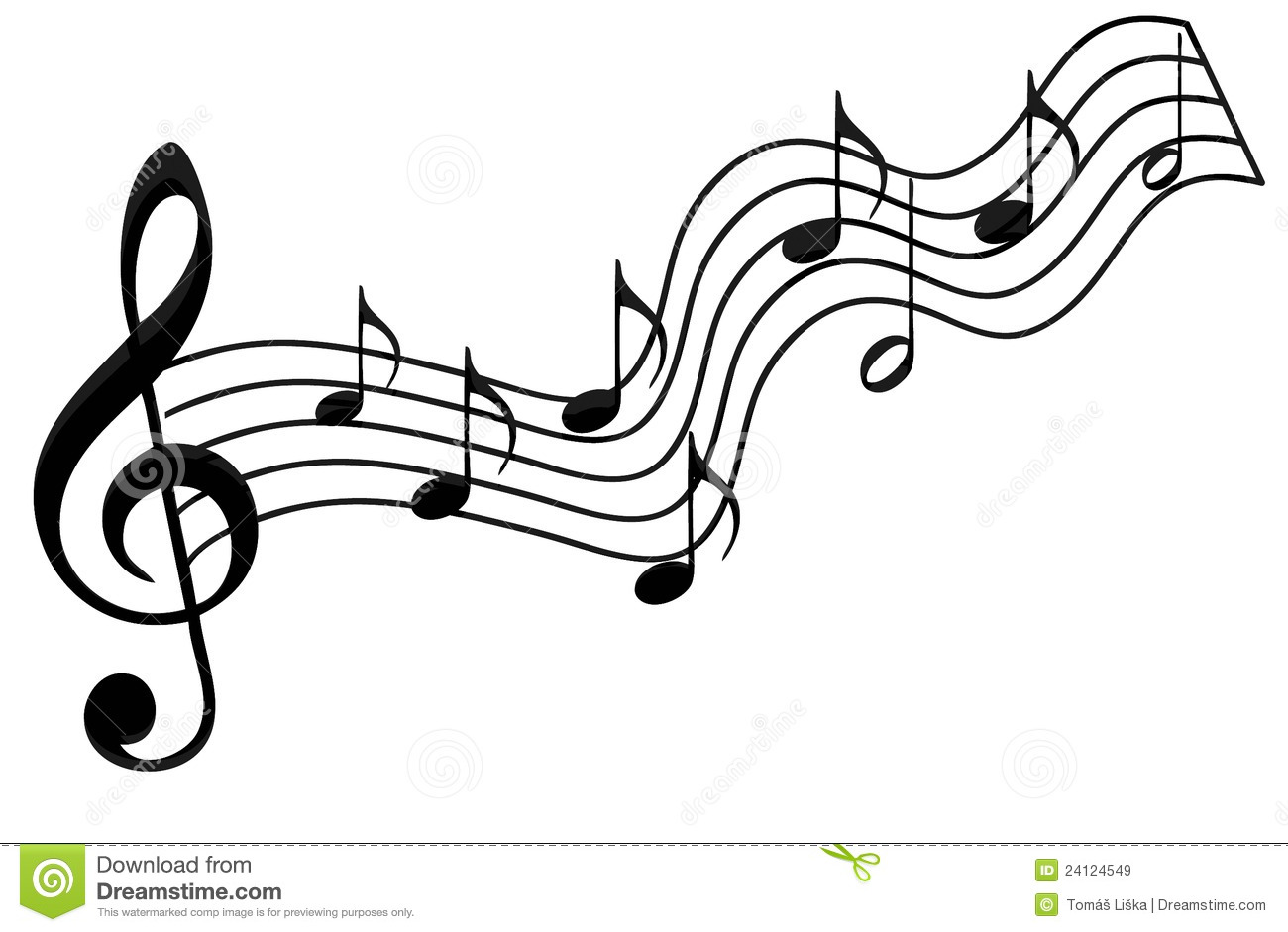 Top Music Notes Royalty Free Stock Images - Image: 24124549 RT19