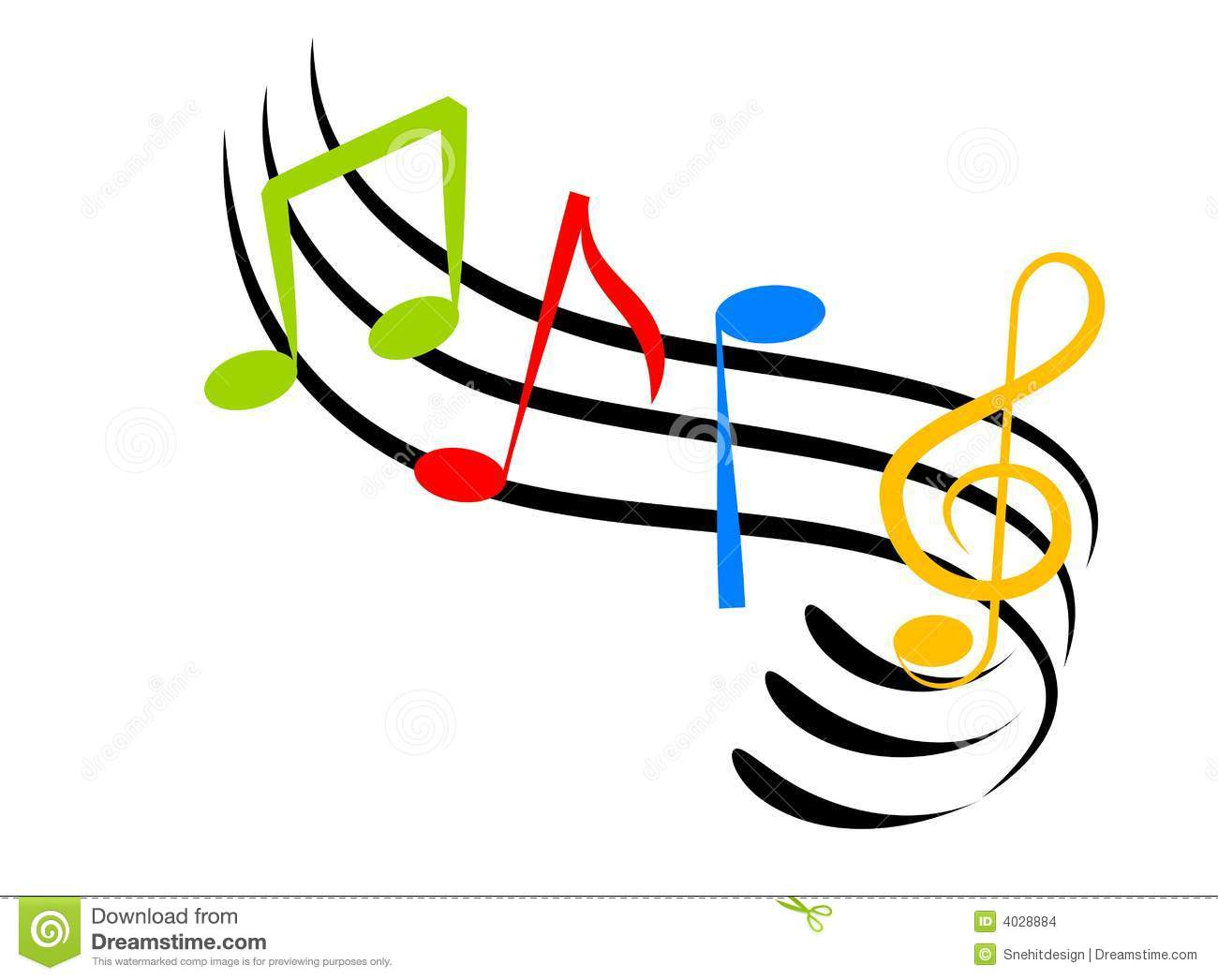 music notes clip note clipart