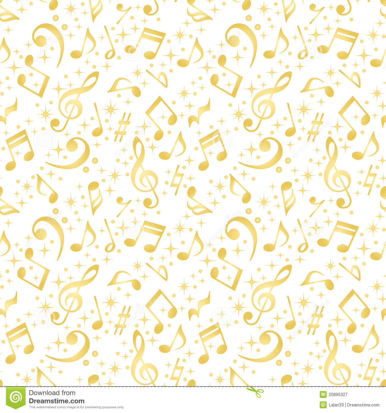 Music notes background stock vector illustration of chorus 20895327 music notes background voltagebd Image collections