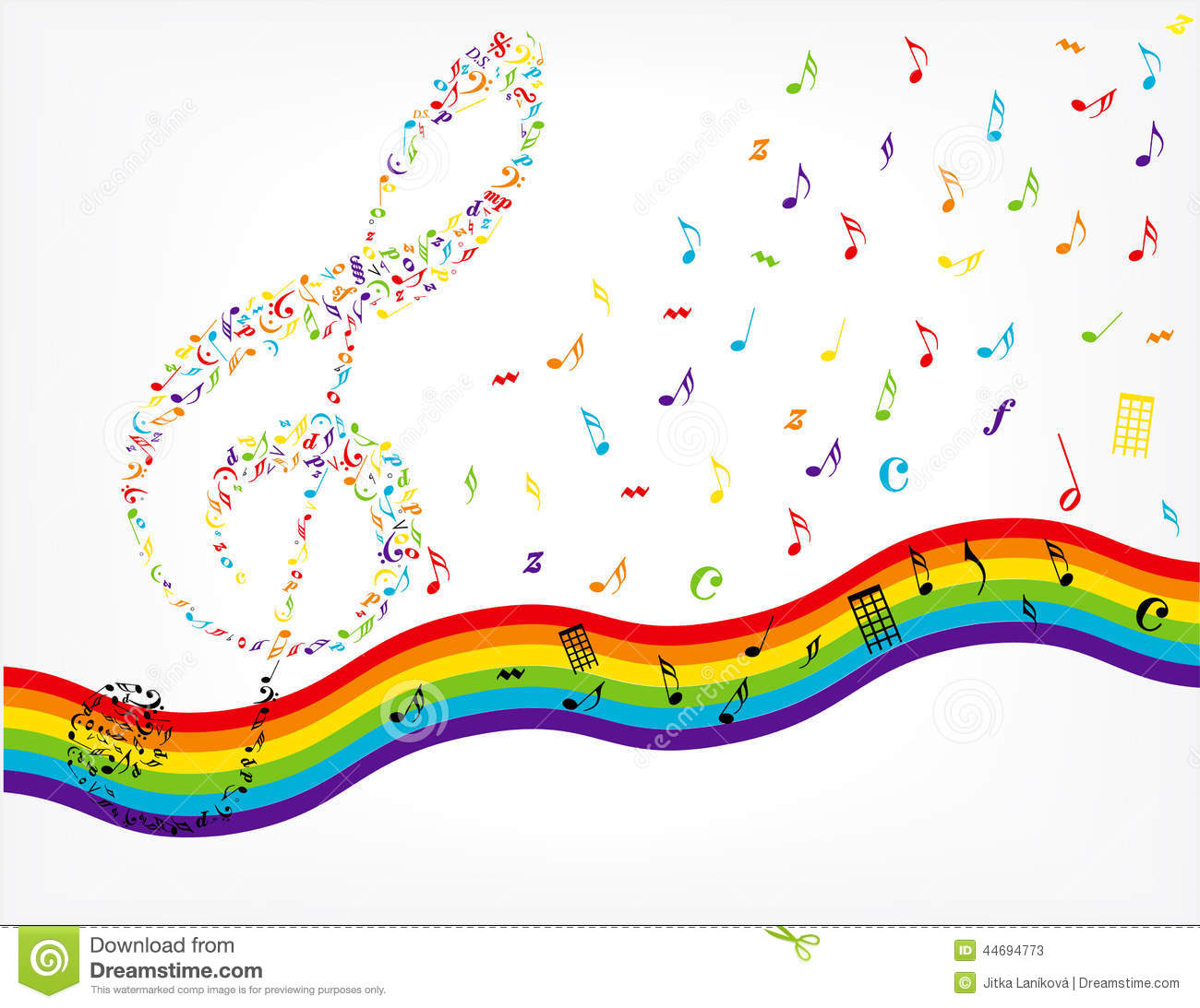music notes background stock vector illustration of musical staff clip art music staff clipart vector