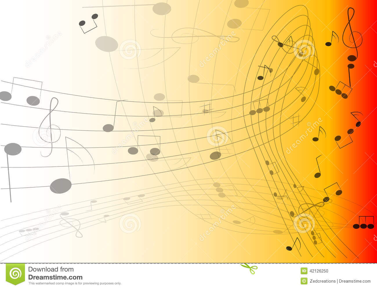 Music notes stock photos royalty free pictures illustration design with music related signs stock photo biocorpaavc Image collections