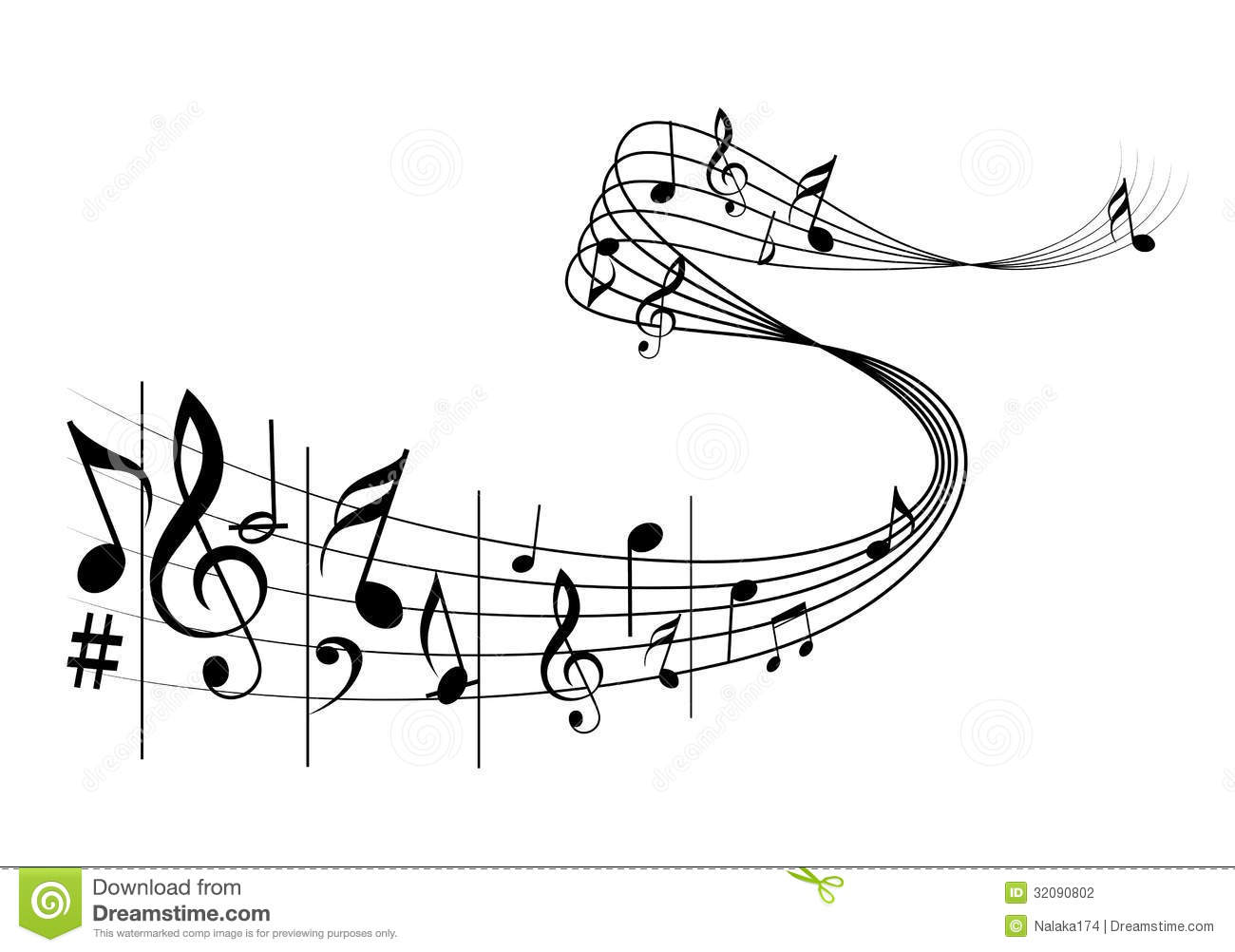 Instruments De Musique besides Music Notes 1 in addition Musical Instruments Clip Art Black And White together with Musical 20clipart 20music 20symbol additionally Music Notes Clipart. on vintage musical instrument illustration