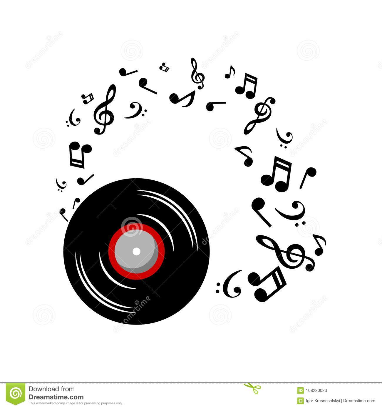 Fantastic Wallpaper Music Disk - music-notes-music-plate-white-background-abstract-music-disk-background-music-notes-music-plate-white-background-108220023  Trends_7035100.jpg