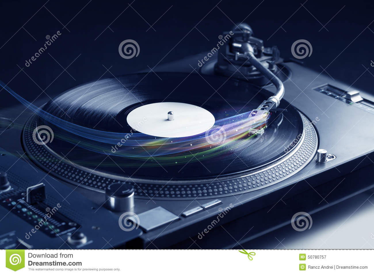 Good Wallpaper Music Disk - music-player-playing-vinyl-music-colourful-abstract-lines-concept-background-50780757  Picture_569312.jpg