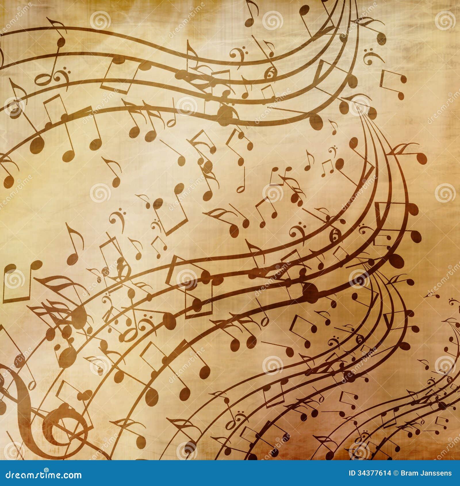 music sheet stock illustration image of illustration vector music notes background vector music note image