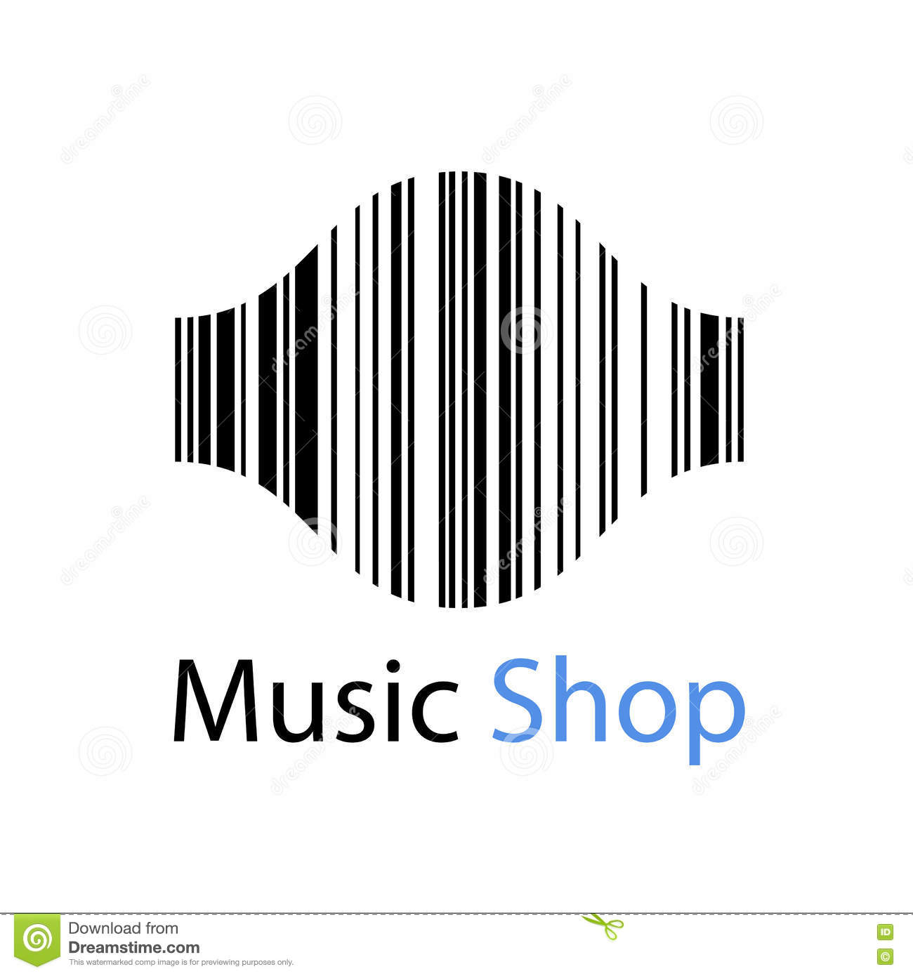 Add music albums using a barcode scanner.