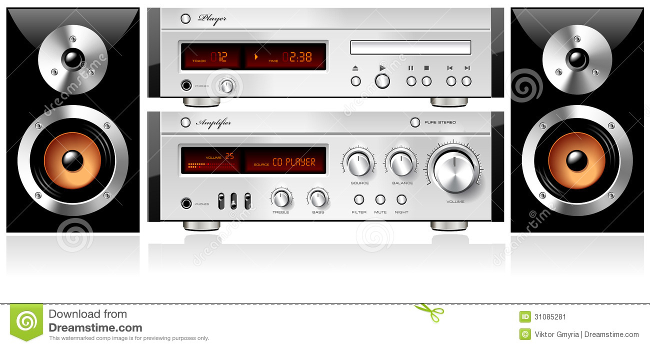 music-stereo-audio-sound-components-rack