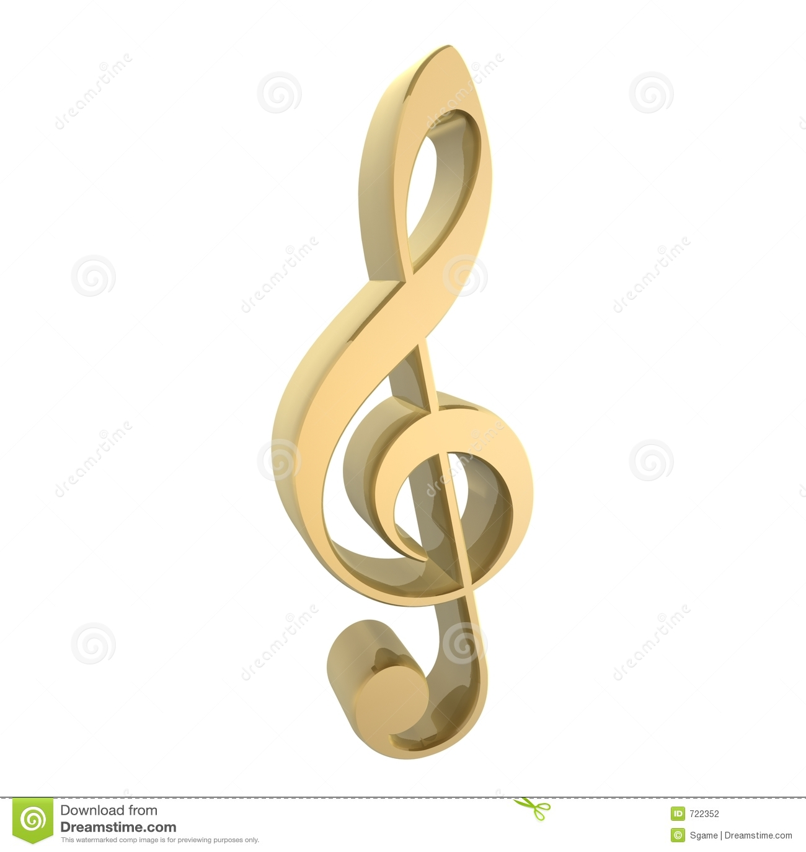 Music symbol stock illustration illustration of shapes 722352 music symbol biocorpaavc