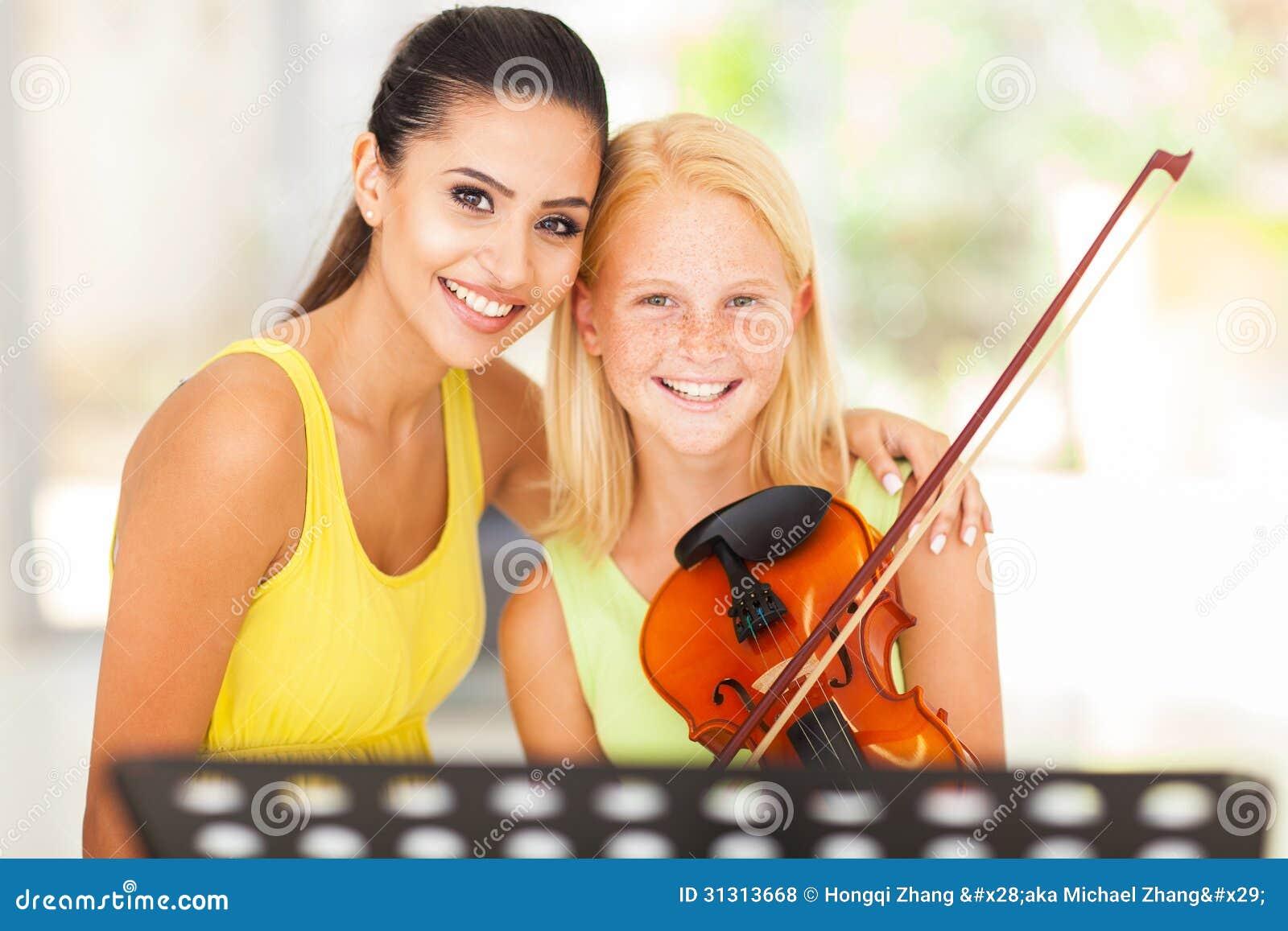 how to become a violin teacher