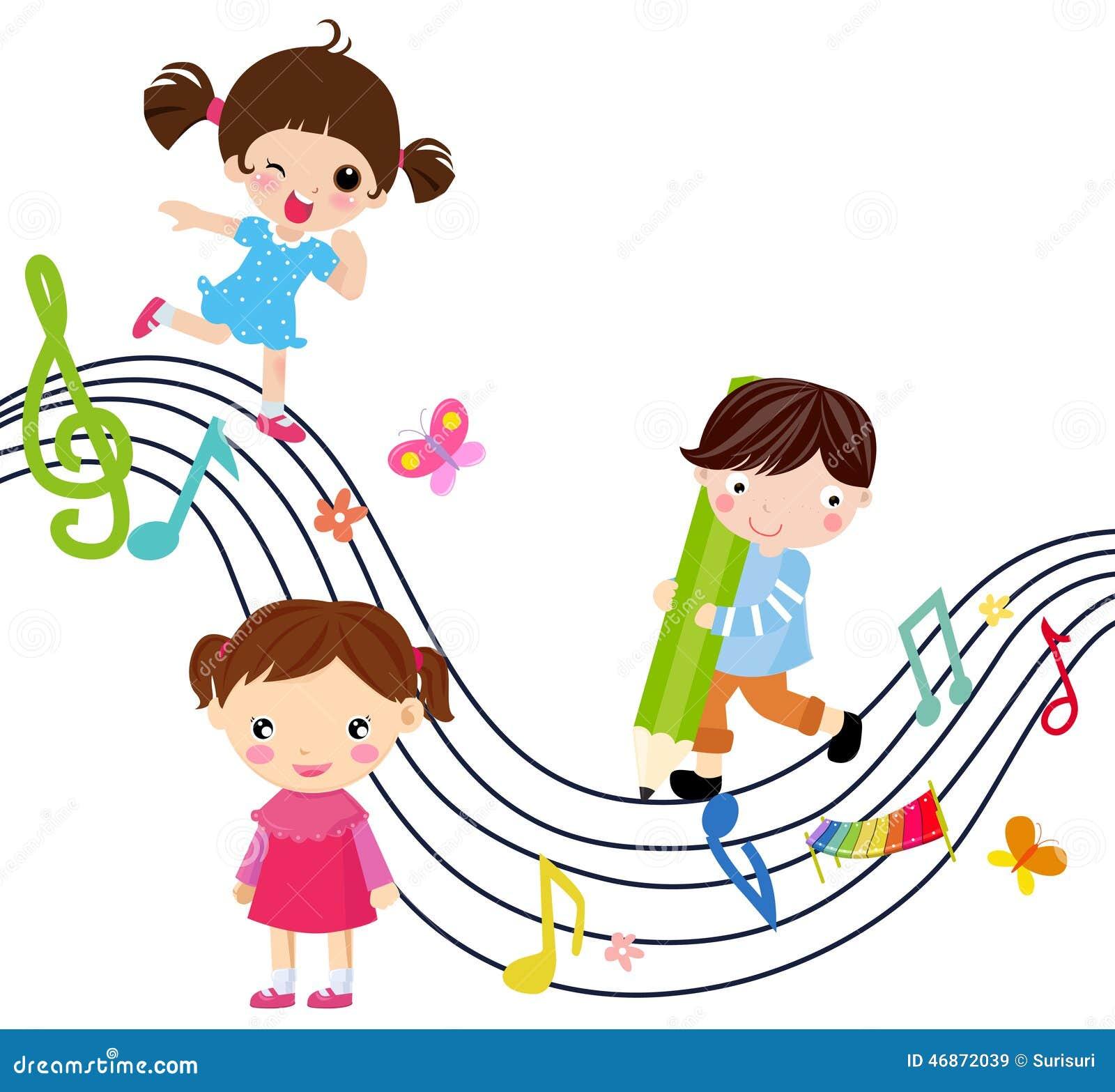 Risultati immagini per immagini bambini musica