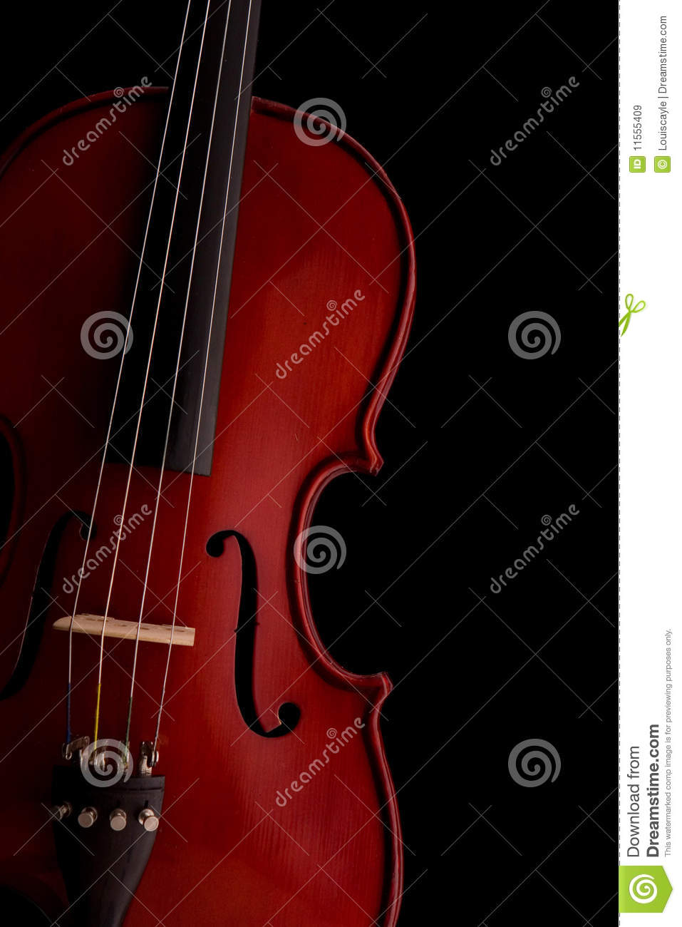 Musical Strings Royalty Free Stock Images - Image: 11555409