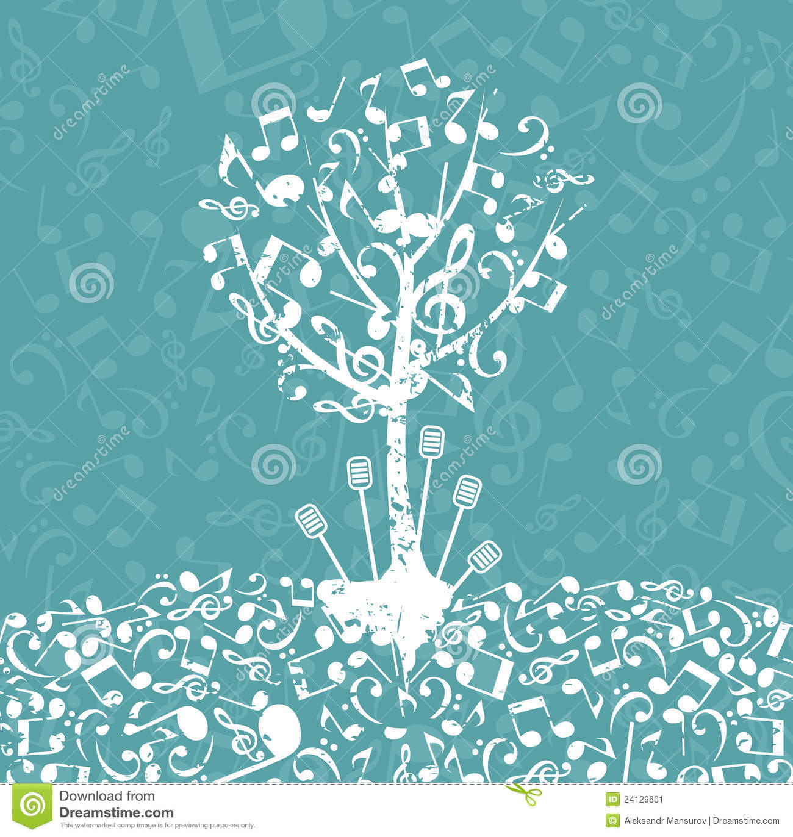 Musical tree5
