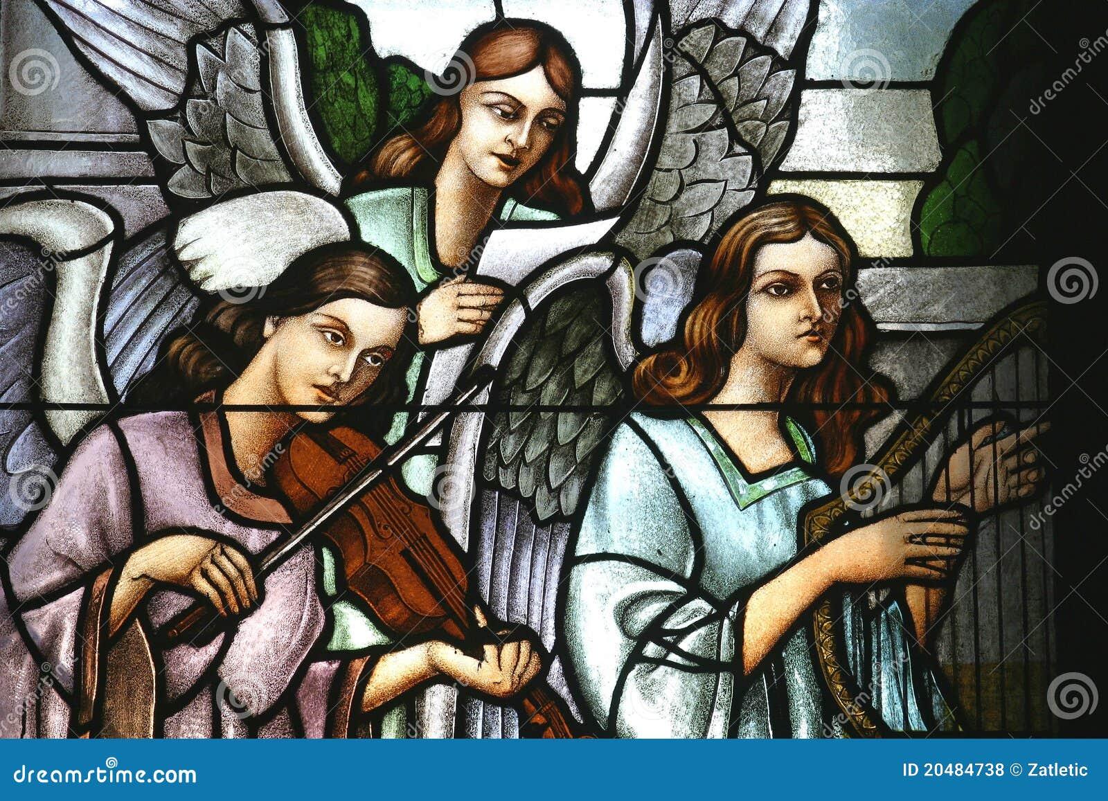 Musician angels