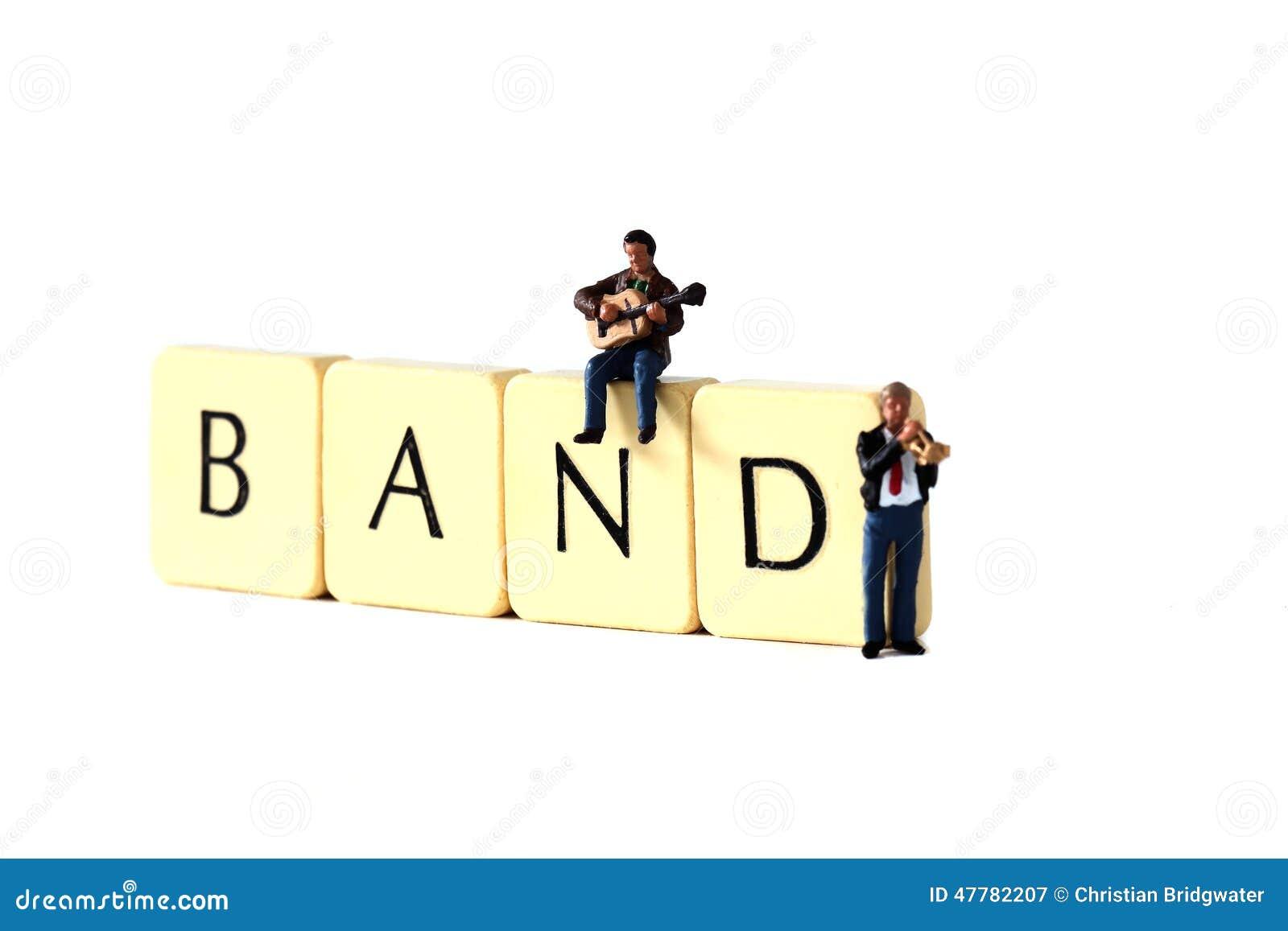 Musicians band B