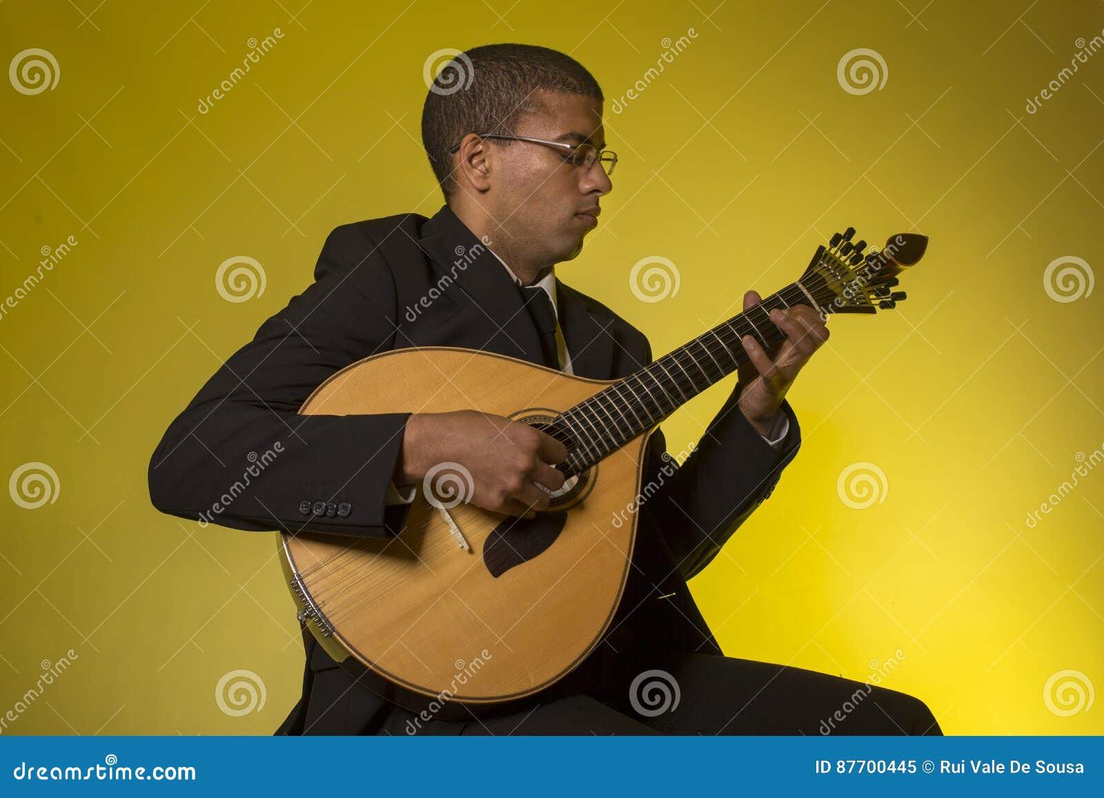 Musicien de Fado