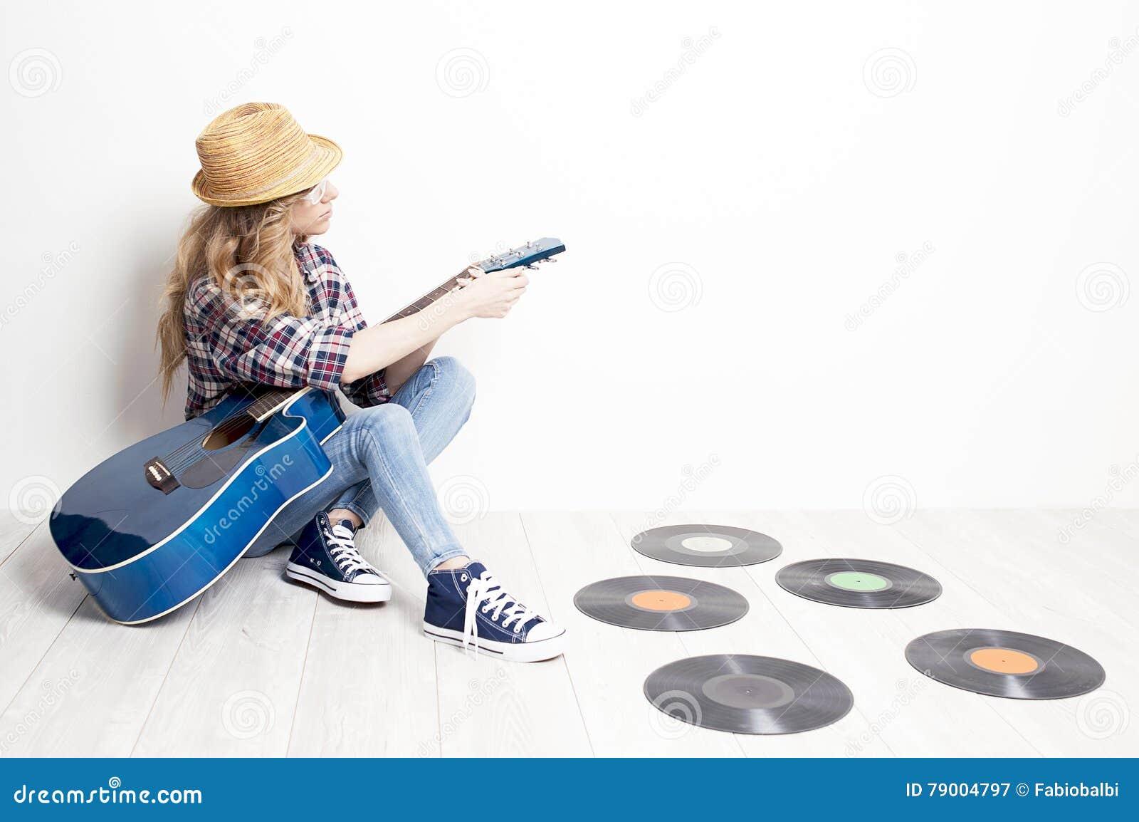 Musicista della ragazza