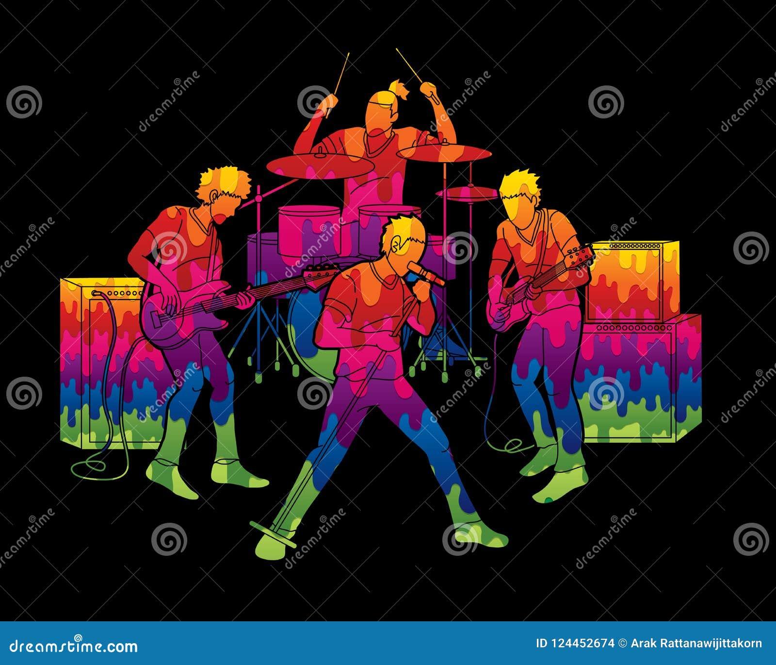 Musicus speelmuziek samen, Muziekband