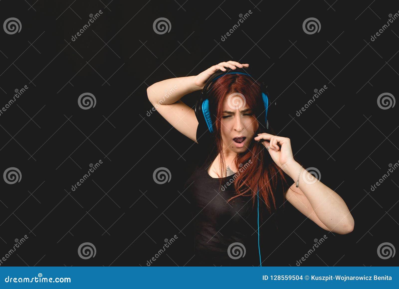 Musik är min förälskelse, passion, låter mig känna mig fritt