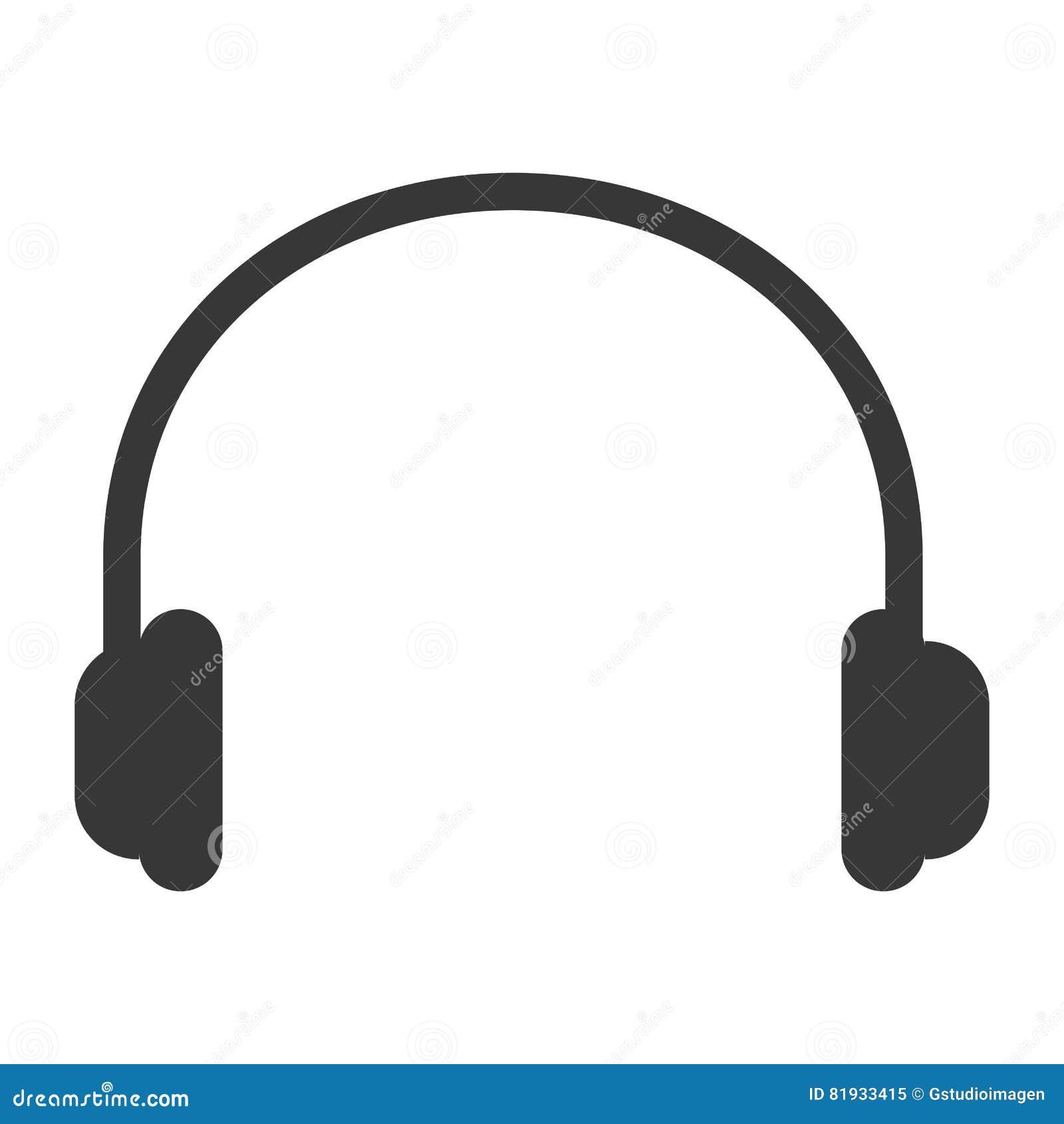Musikanmerkung in Schwarzweiss