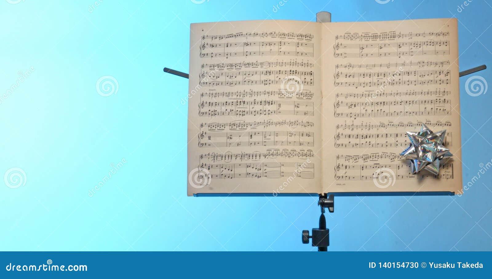 Musikanmerkungsstand