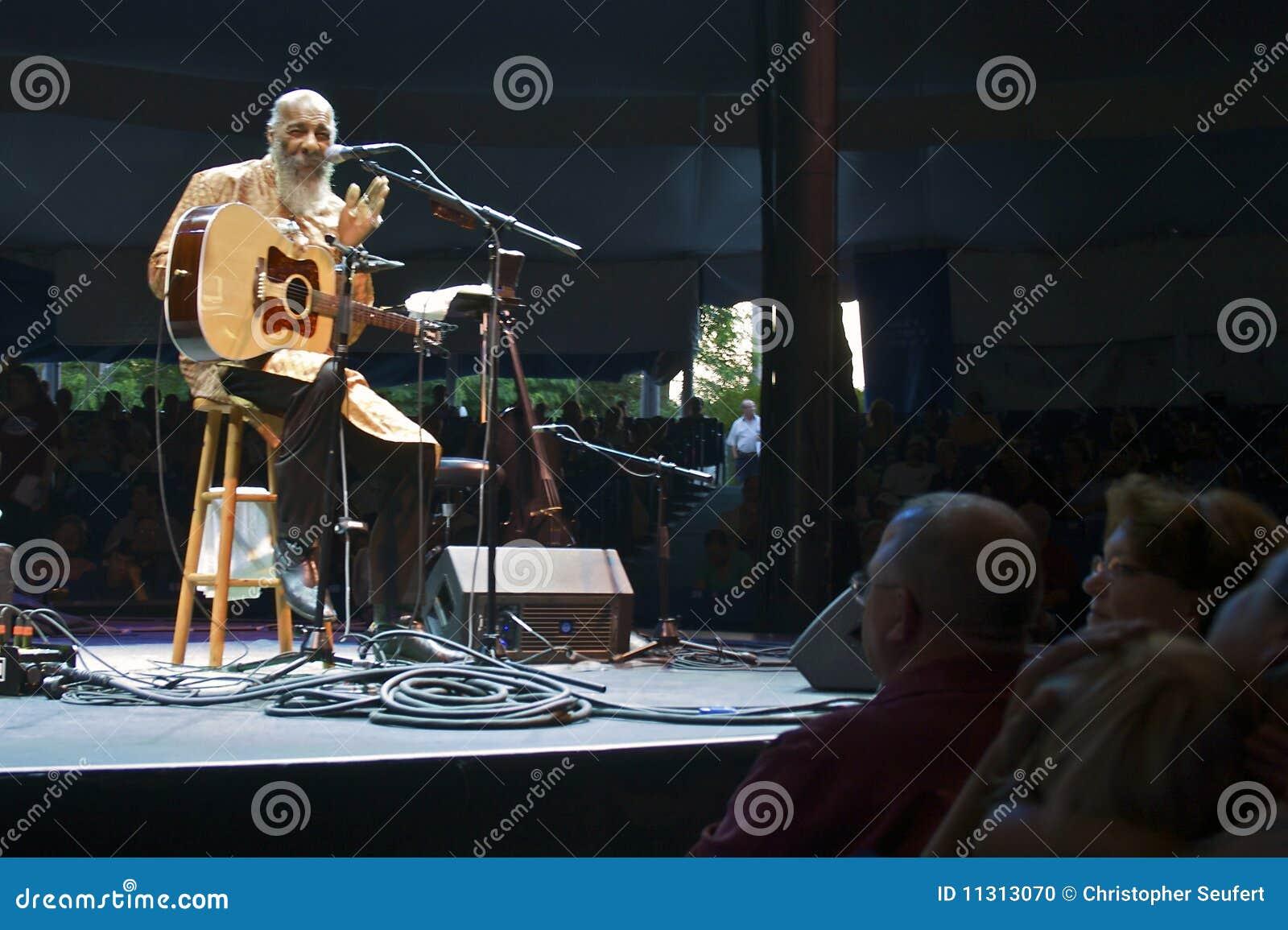 Musiker Ritchie Häfen