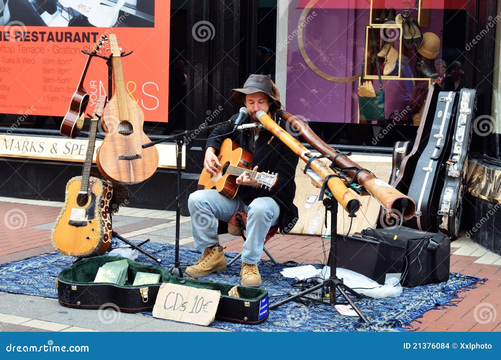 Musikergata