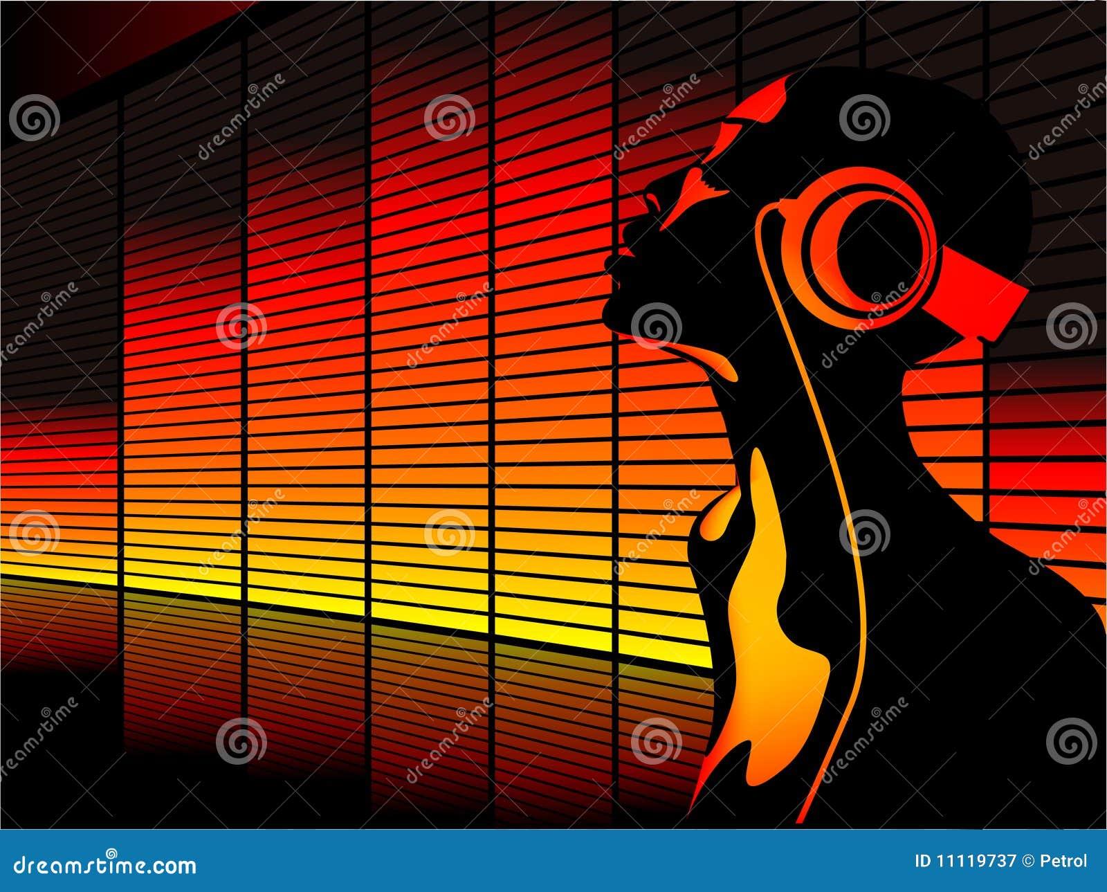 Musikkvinna
