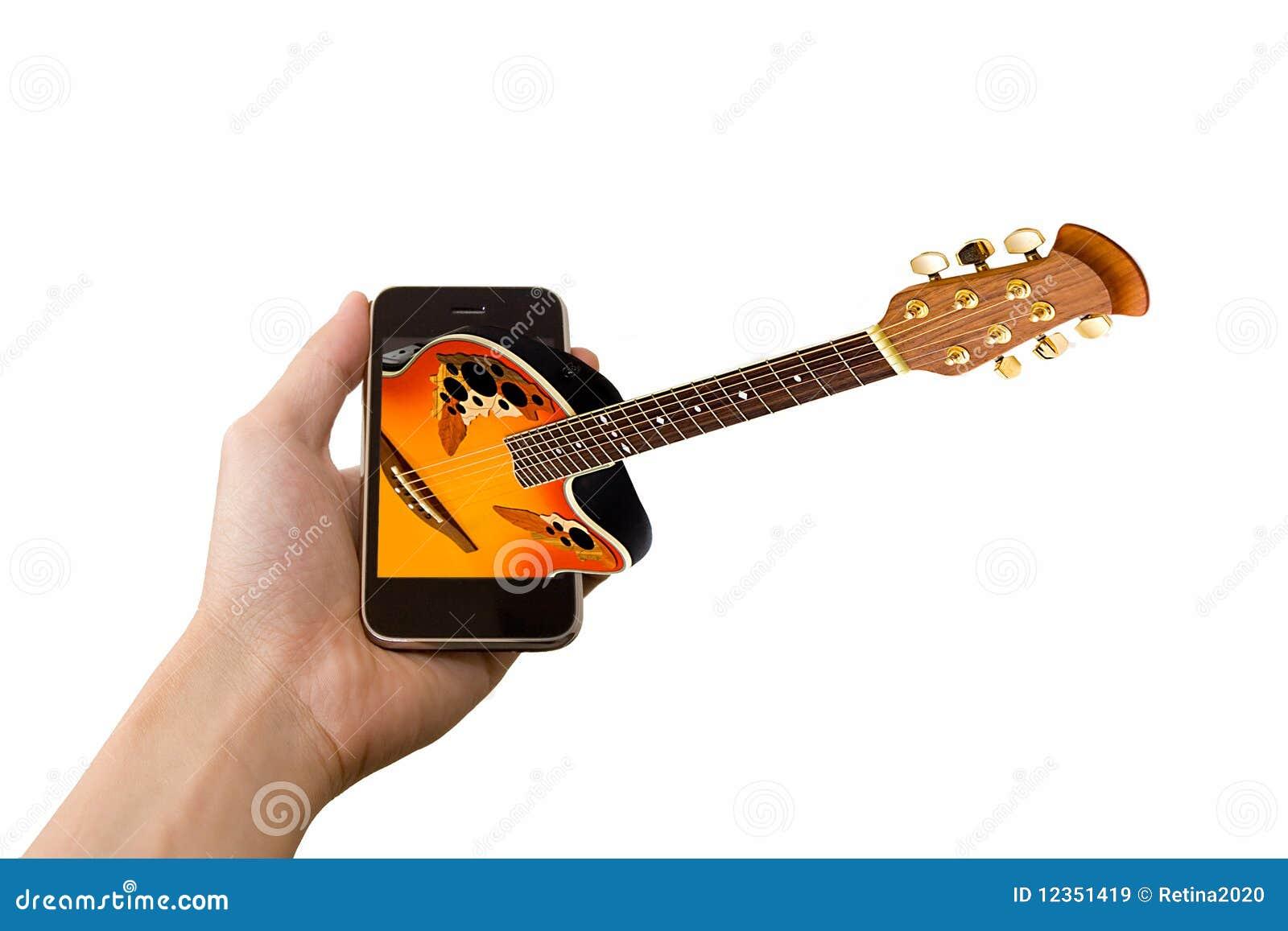 Musiksmartphone
