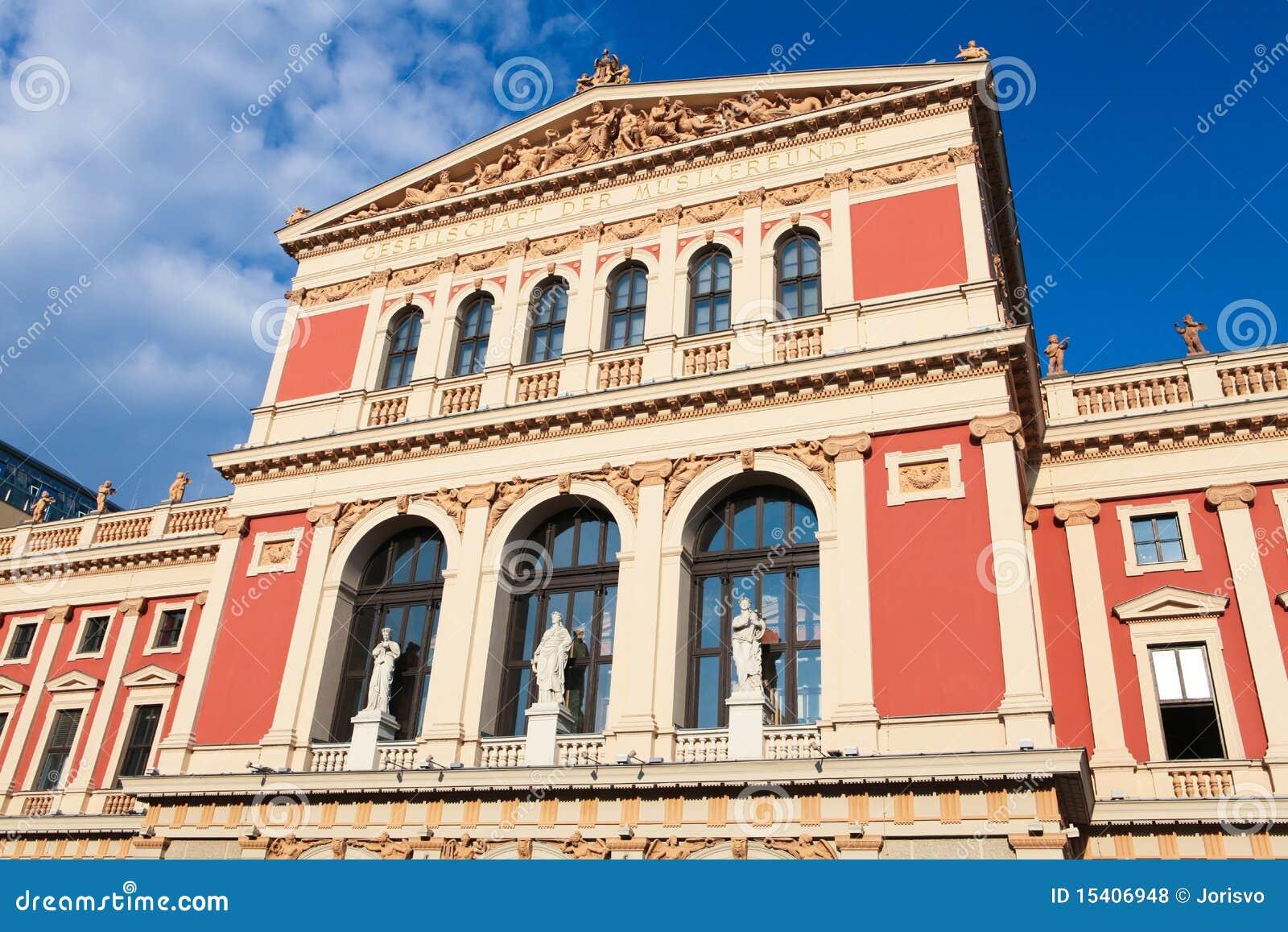 Musikverein, Vienne