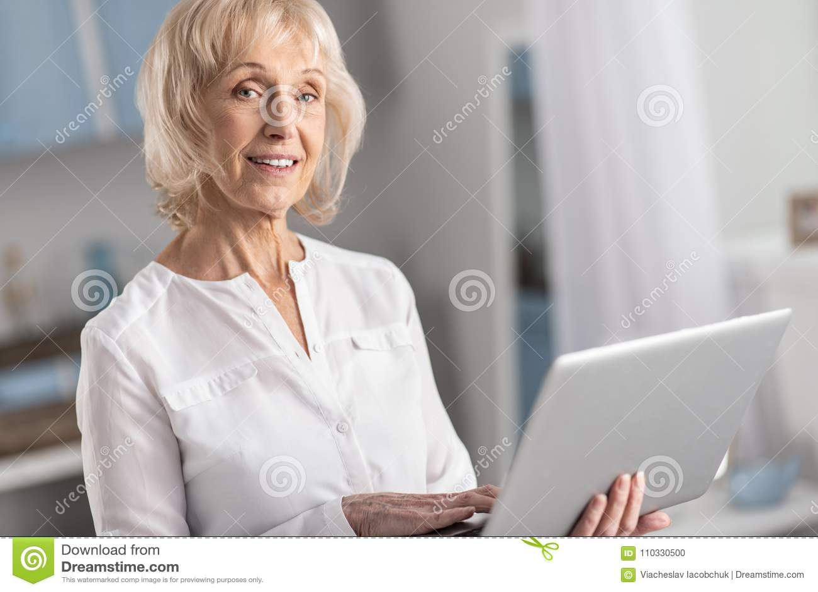 Cam mature web woman