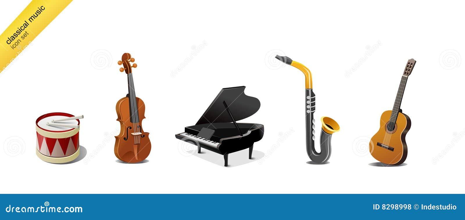 Musique classique d instruments