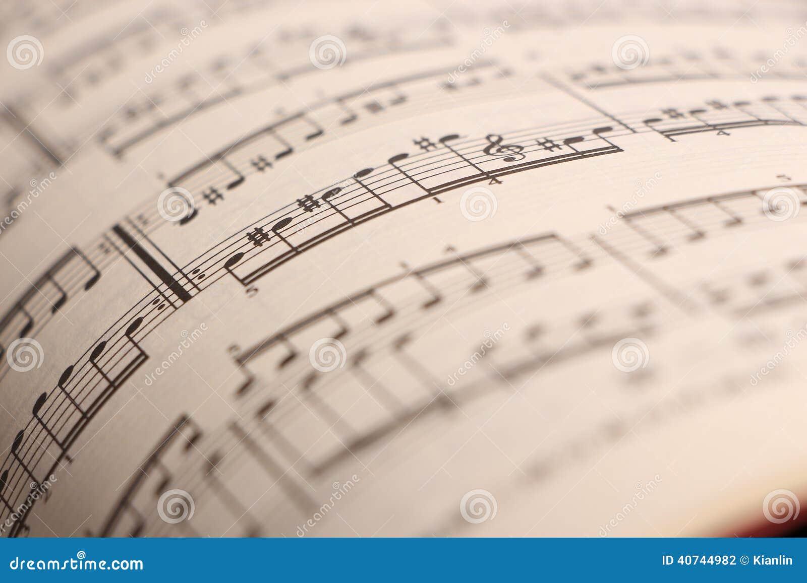Musique de feuille 2