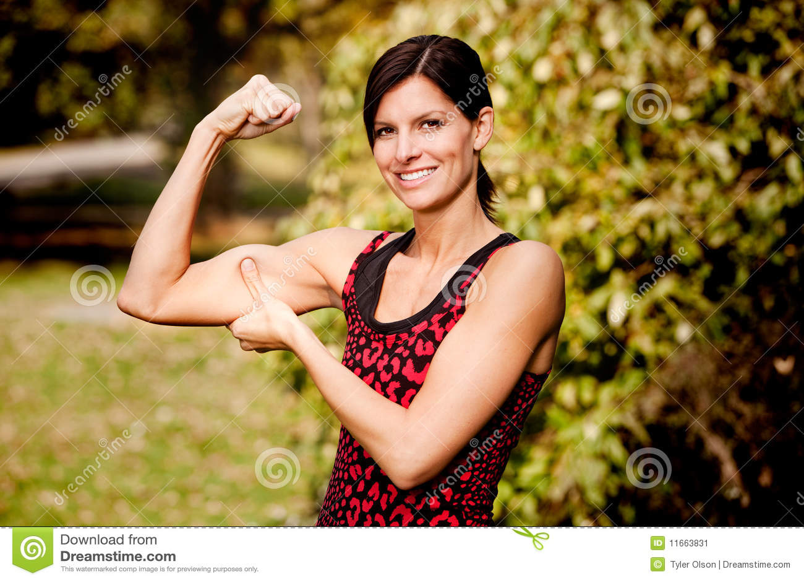 Muskel Girls