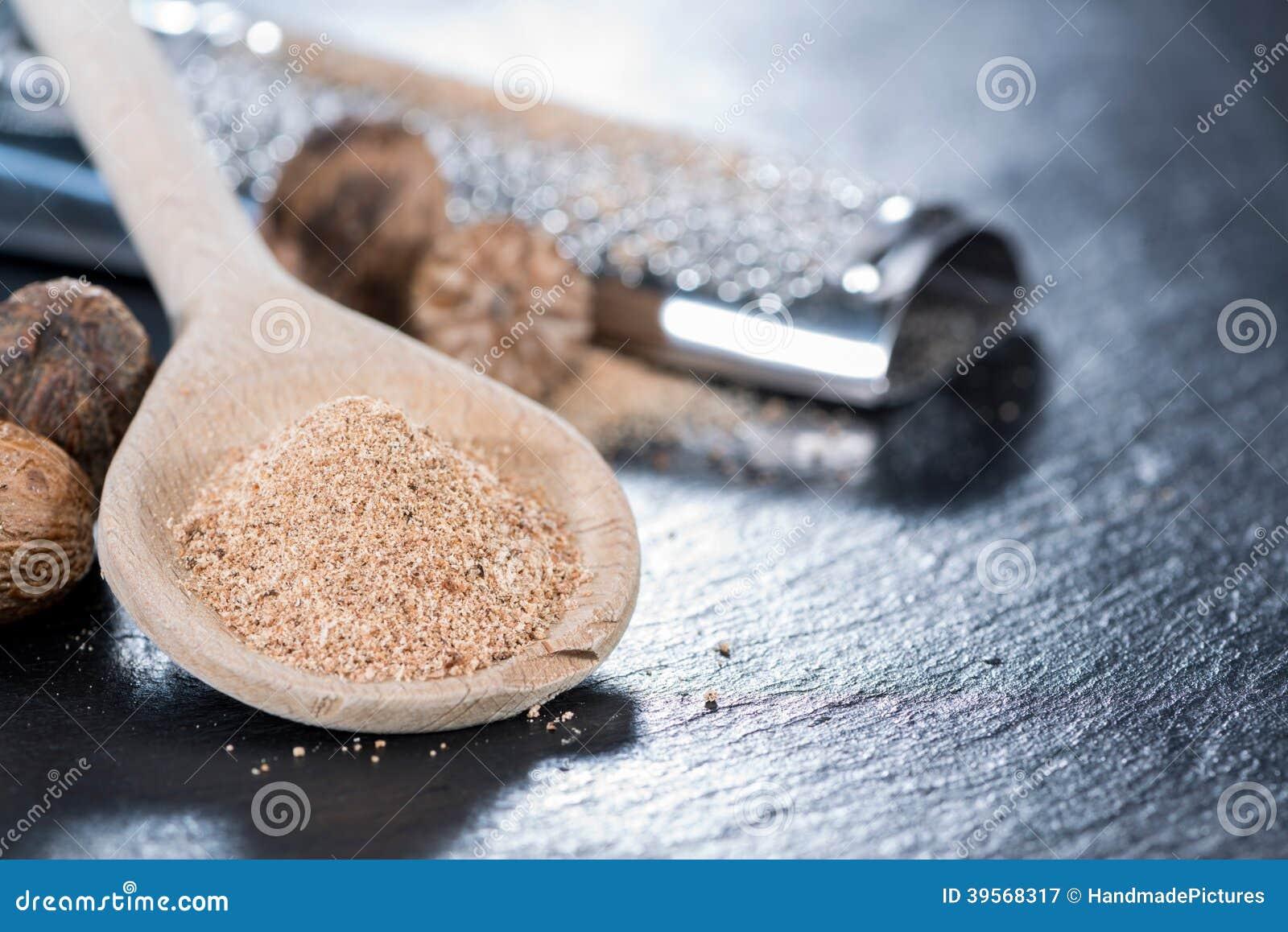 Muskotnötter (grated nya)